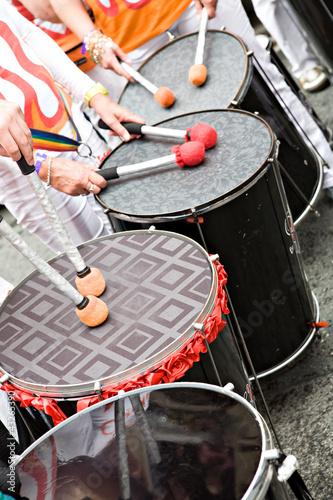 Papiers peints Carnaval Scenes of Samba