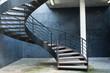 escalier en colimaçon - 43265530