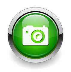 digital camera web green button
