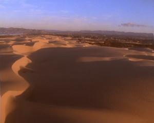 aerial desert