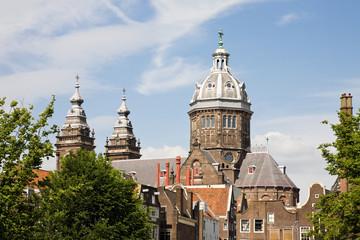 Saint Nicholas church, Amsterdam