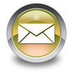 "Yellow Glossy Pictogram ""E-Mail"""