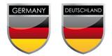Germany flag emblem