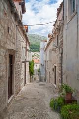 Street in Dubrovnik's Old Town