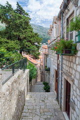 Stairs in Dubrovnik's Old Town