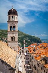 The Stradun, Dubrovnik, Croatia