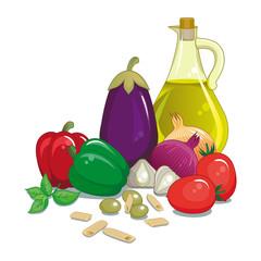 Vegetables – Italian Mediterranean