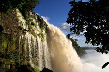 Waterfall, Canaima National Park, Venezuela