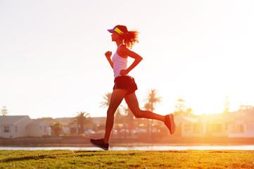 healthy runner training