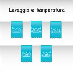 lavaggio e temperatura_etichette