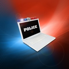 IT Police Computer