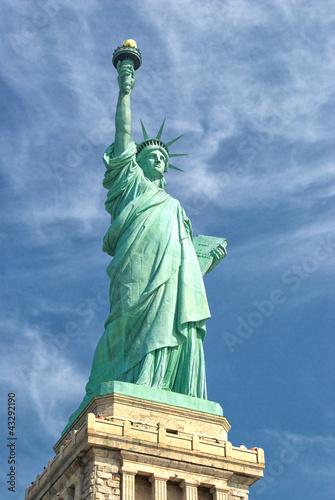 Statue Of Liberty-Manhattan-Liberty Island-NY - 43292190