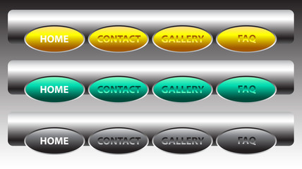 creative buttons for web