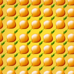 Background from onion