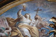 Assisi - Kirche Santa Maria sopra Minerva