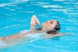 Swimmingpool relax