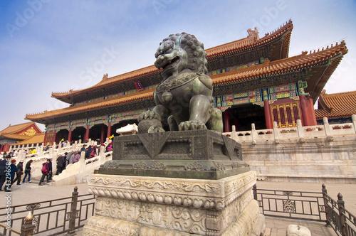 La Cité Interdite - Beijing, China