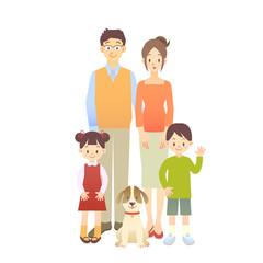 家族 家庭 子供