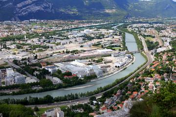 Polygone Scientifique, Grenoble