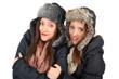 Kälte und Frost