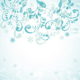 Fototapety abstract blue background