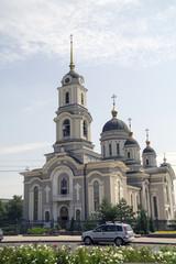Piously-Preobrazhenskiy cathedral.