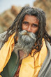Indian monk sadhu