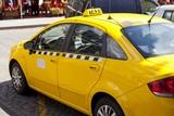 Fototapety Prague Taxi