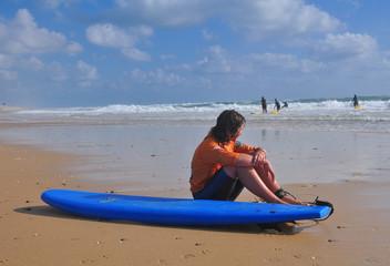 leçon de surf 1