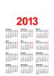 European calendar