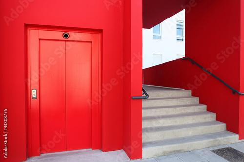 Papiers peints Escalier Accès Handicapé