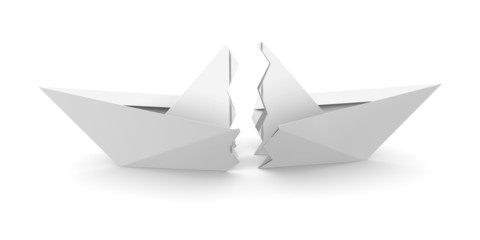 Paper Boat is broken into two parts