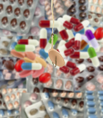 dépendance aux médicaments