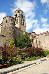 Eglise d'Uzerche.