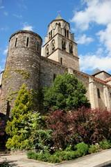 église romane d'Uzerche.