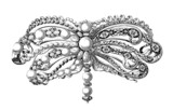 Ancient Jewels : Brooch - 17th century