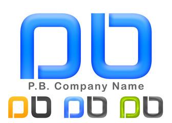 P.B. Company Logo
