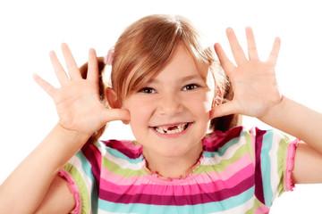 Bähhh :-) meine Zähne wachsen wieder nach