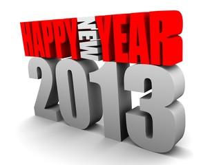 Happy New Year 2013 - 1