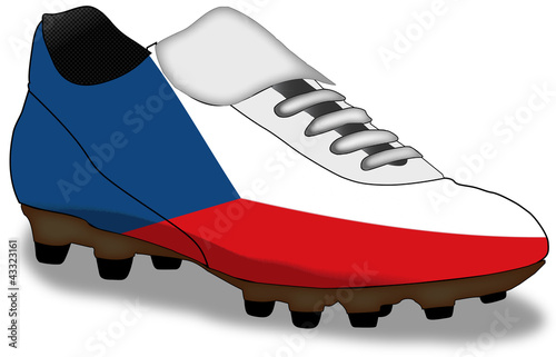 shoe of  czech republic (more in gallery)