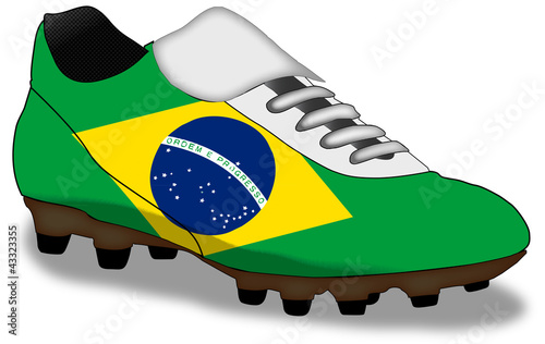 shoe of Brazil (more in gallery)