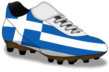 shoe of  Greece (more in gallery)