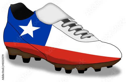 shoe of  chile (more in gallery)