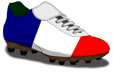 shoe of France (more in gallery)