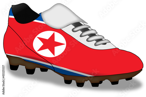 shoe of  nort korea  (more in gallery)