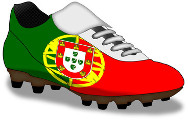 shoe of  Portugal (more in gallery)