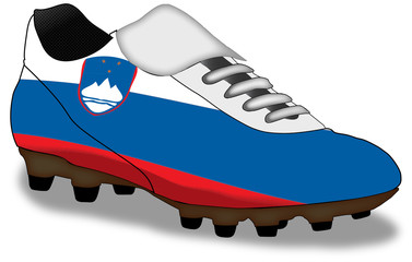 shoe of slovenia  (more in gallery)