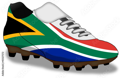 shoe of  South Africa (more in gallery)