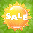 Summer And Spring Sale Poster