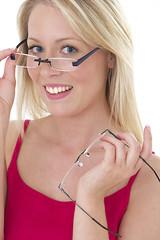 Femme - Choisir des  lunettes de vue
